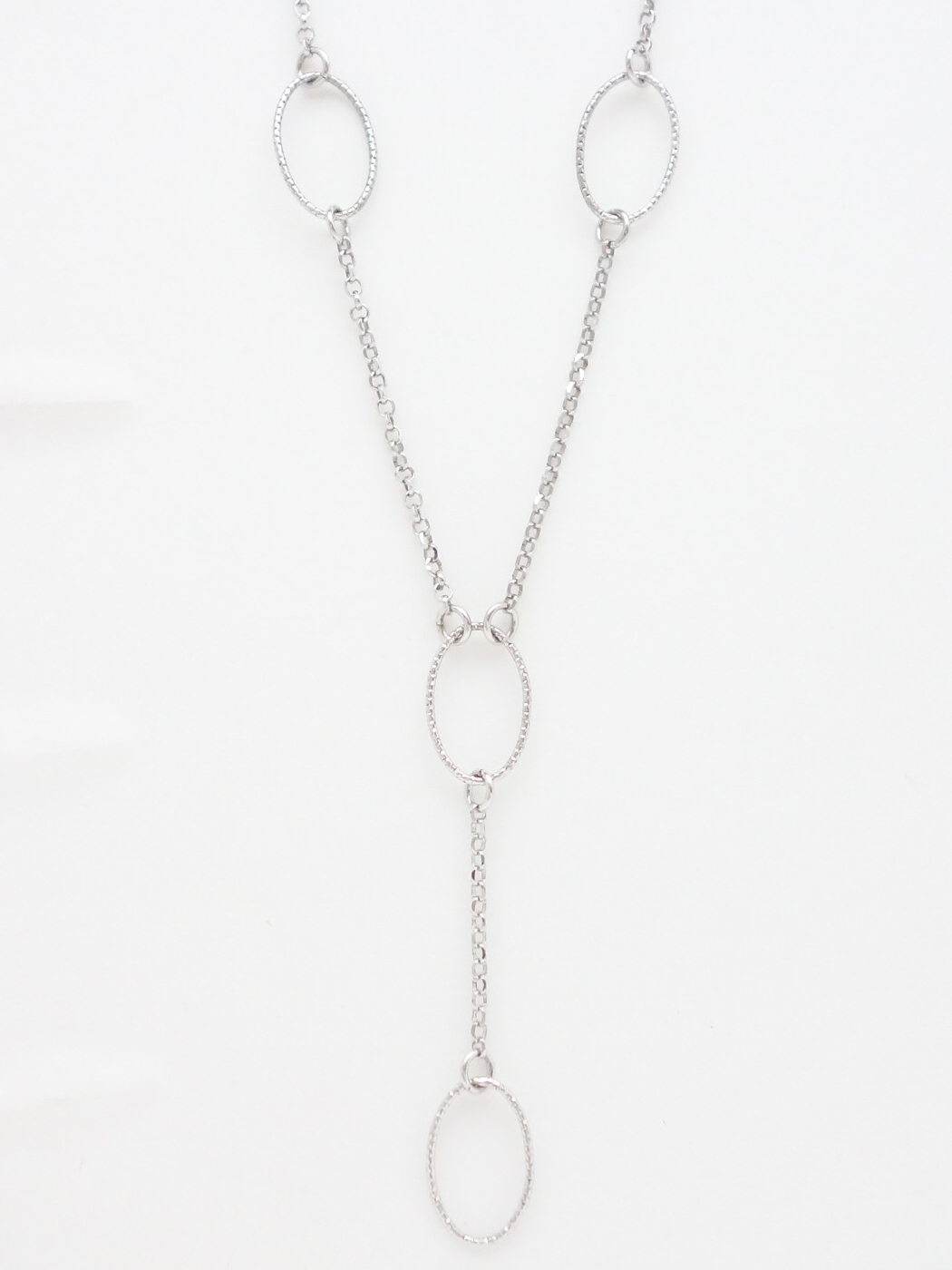 sterling silver shiny chain