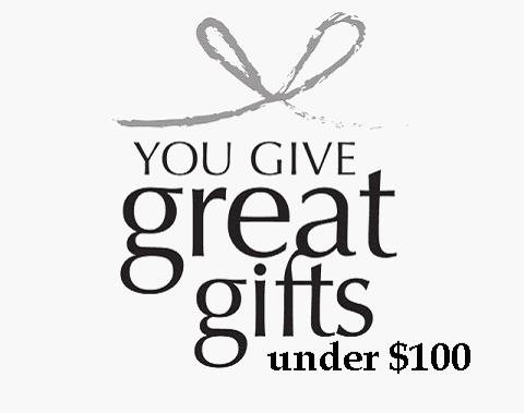 gifts ideas under $100