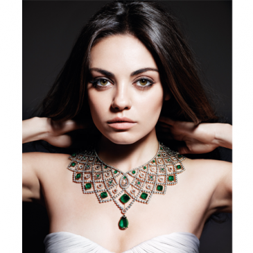 Mila Kunis Goes Green With Envy