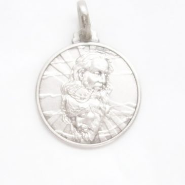 Sterling Silver Trinity Medal:  Tuesday's Triumphs