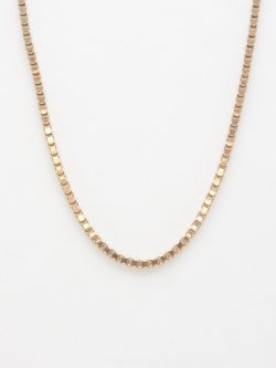 14k box chain large