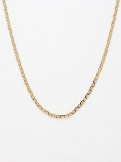 14k gucci chain small