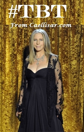 barbra streisand chain