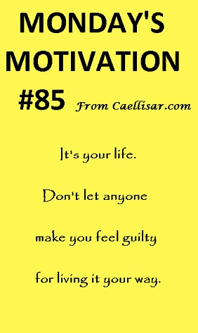 85 monday motivation