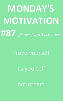 87 monday motivation