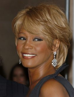 The Fabulous Whitney Houston Always Sparkles