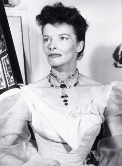 Katharine Hepburn Dazzles In These Jewels