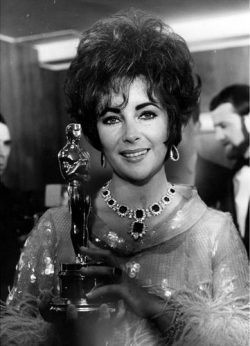 Sparkles And Beauty With Elizabeth Taylor