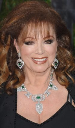 Jackie Collins Knew How To Work Our Hearts