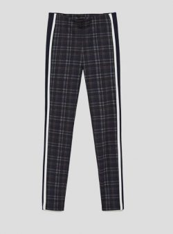 Trend: Checked Trousers.  What 2 Wear Wednesday