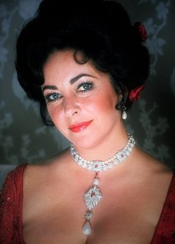 Elizabeth Taylor Was Always Royalty