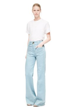 Trend: Wide Leg Jeans. What 2 Wear Wednesday
