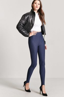 Trend: Stirrup Leggings. What 2 Wear Wednesday