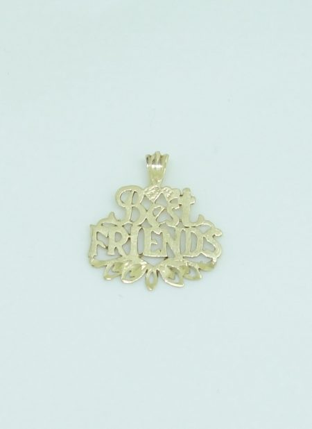 10k best friends charm